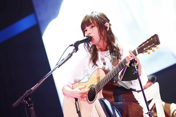 10月9日(日)@『ビクターロック祭り2016~大阪秋の陣~』(藤原さくら) photo by Joe、maco-j