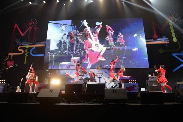 10月9日(日)@『ビクターロック祭り2016~大阪秋の陣~』(Gacharic Spin) photo by 大久保啓二、小林俊史