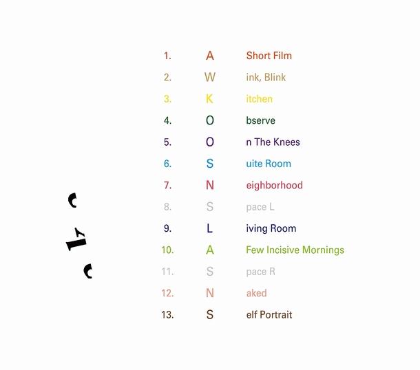 アルバム『a.k.a』【初回生産限定盤】(CD+DVD)