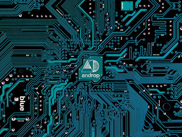 アルバム『blue』【androp 会員サイト限定盤】(CD+特殊パッケージ仕様)