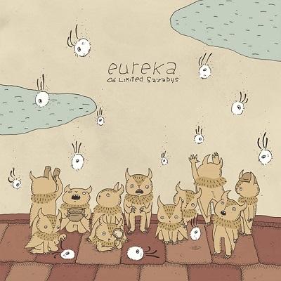 アルバム『eureka』【初回盤】(CD+DVD)