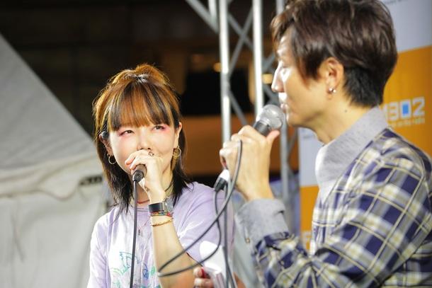 9月26日(月)@大阪・なんばパークス2Fキャニオンコート特設ステージ