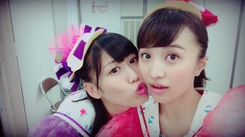 百田夏菜子(ももいろクローバーZ)ブログ画像