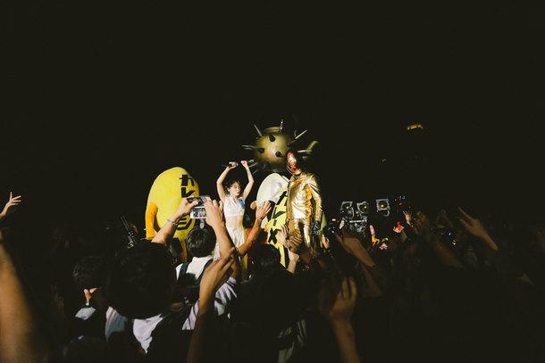 9月16日(金)@『uP!!!NEXT~水曜日のカンパネラ FREE LAGOOOOOON!!!~』 photo by Tomokazu Yamada