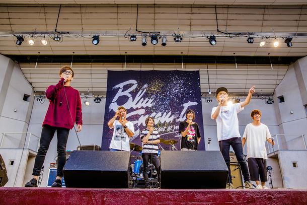 9月9日@大阪城音楽堂
