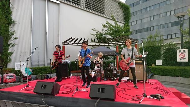 9月4日@浦和駅前東口広場