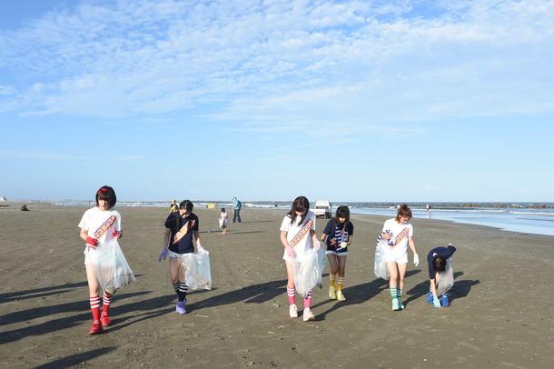 9月4日(日)@片貝海岸