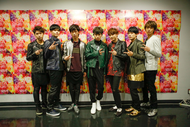 9月3日@『第23回 東京ガールズコレクション2016 AUTUMN/WINTER』