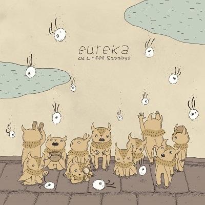 アルバム『eureka』【通常盤】(CD)