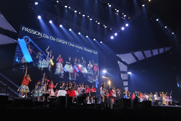 """Animelo Summer Live 2016 刻-TOKI-""8月27日(土)ステージの模様 (C)Animelo Summer Live 2016/MAGES."