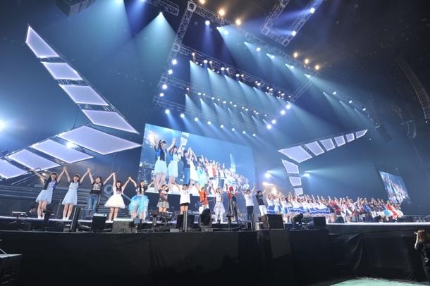 """Animelo Summer Live 2016 刻-TOKI-""8月26日(金)ステージの模様 (C)Animelo Summer Live 2016/MAGES."