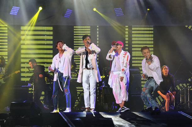8月27日(土)@東京・味の素スタジアム(BIGBANG)