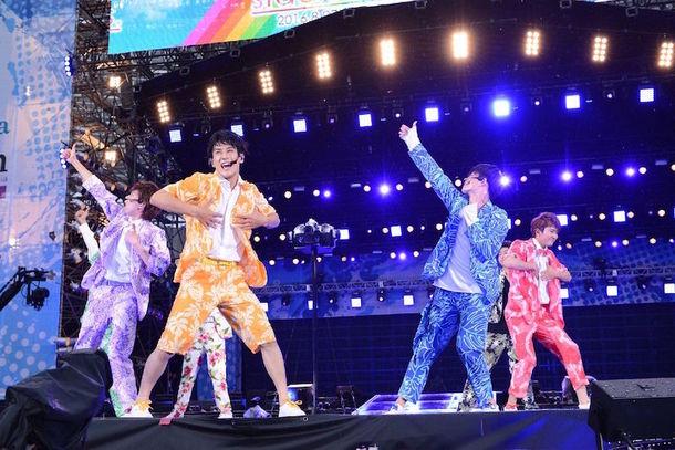 8月27日(土)@東京・味の素スタジアム(超特急)