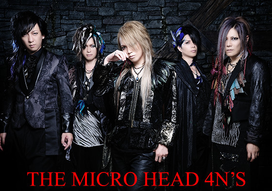THE MICRO HEAD 4N'S