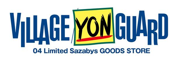 『VILLAGE YONGUARD』ロゴ