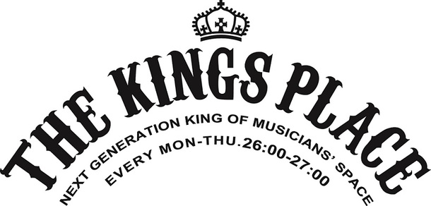 「THE KINGS PLACE」ロゴ