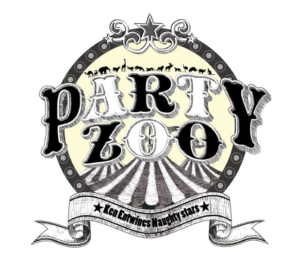 PARTY ZOO ロゴ