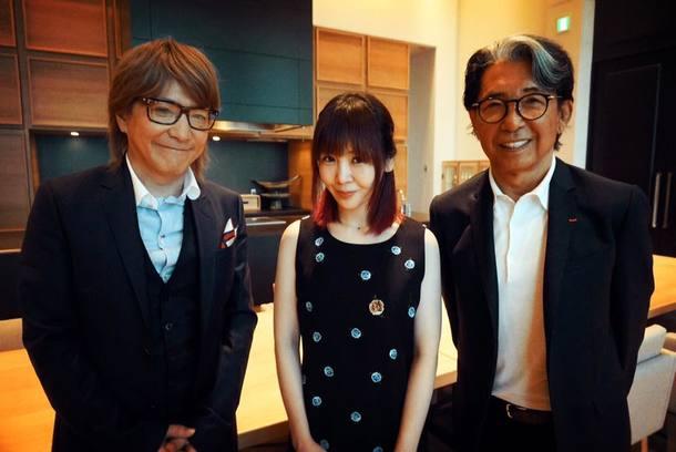 8月18日@「SEPT PREMIERES 」by Kenzo Takada記者発表会