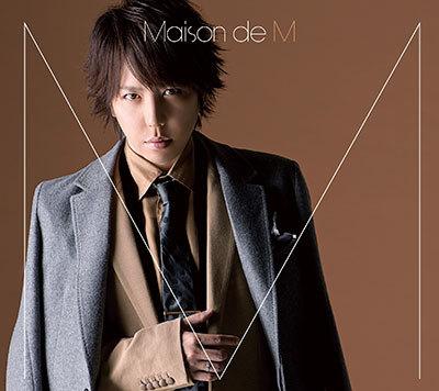 ミニアルバム『Maison de M』【初回生産限定盤A】(CD+DVD)