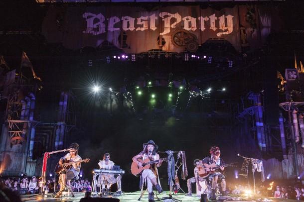 8月14日(日)@大阪・舞洲 太陽の広場
