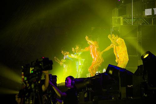 8月4日@東京・国立代々木競技場第一体育館
