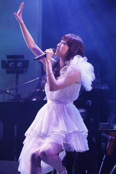 """""""ChouCho 5th Anniversary あこーすてぃっくらいぶ ~涼蝶祭~""""の模様(4) (photo:草刈雅之)"""
