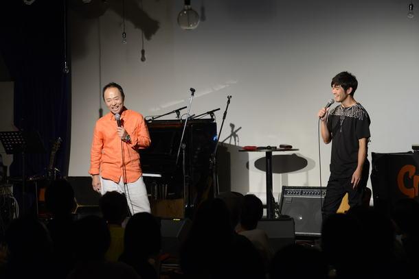 7月23日(日)@青山CAY