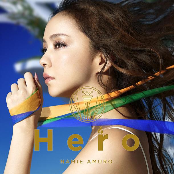 シングル「Hero」【CD+DVD】