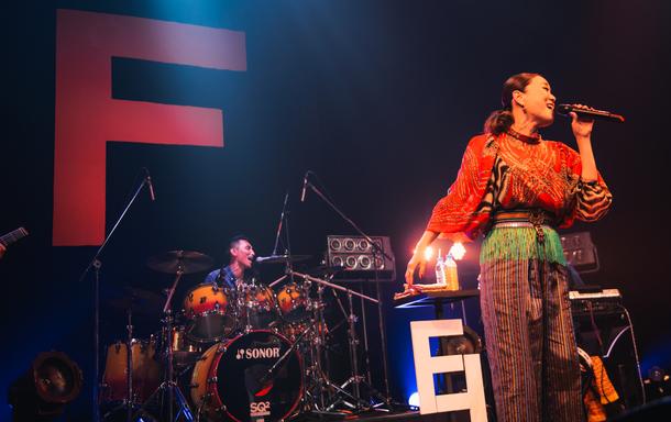 7月1日@Zepp Diver City TOKYO