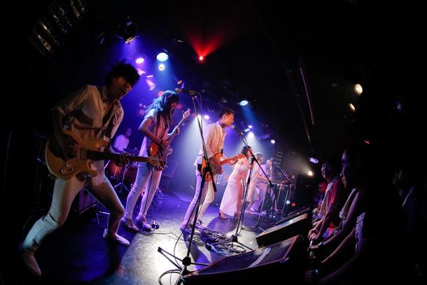 6月30日(木)@『Virgin Rocks 2』(トッピングクラブ)