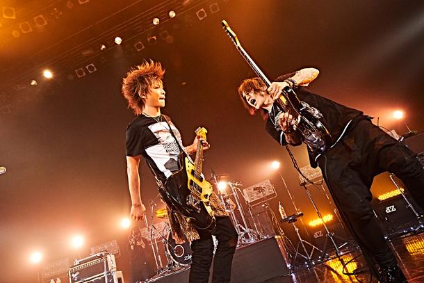 6月9日(木)@『SUGIZO VS INORAN PRESENTS BEST BOUT ~L 2/5~』Photo by Keiko Tanabe
