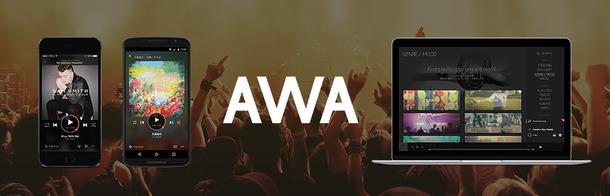 「AWA」