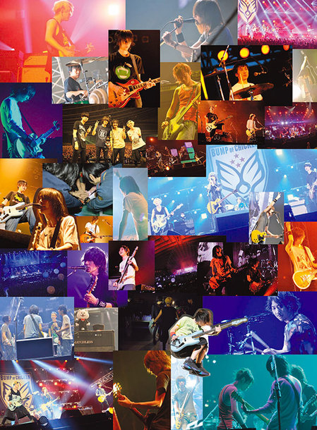 Blu-ray&DVD『BUMP OF CHICKEN結成20周年記念Special Live「20」』【通常盤】