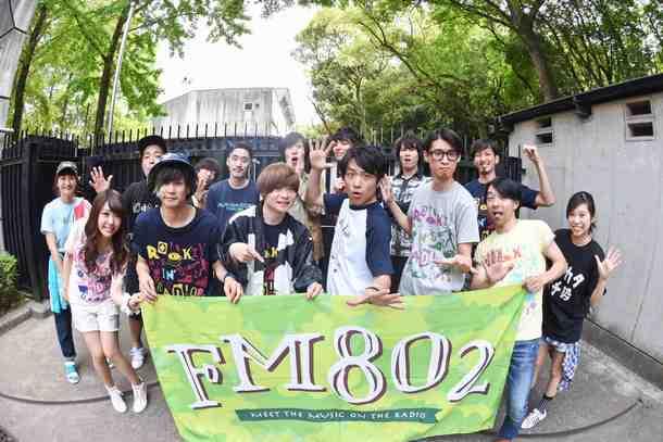 5月15日(日)@大阪城野外音楽堂