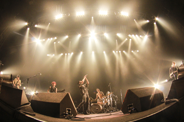 5月6日@ZEPP FUKUOKA photo by 響(HBK!)