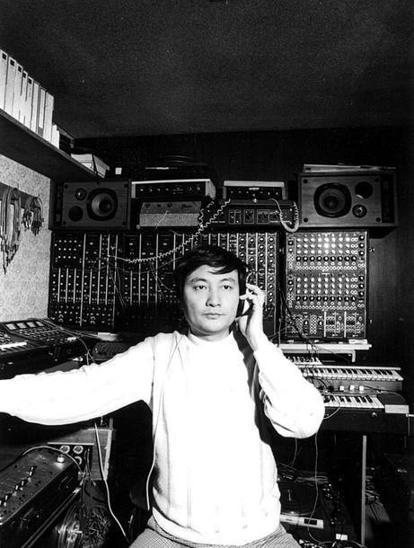 冨田勲 1975年頃