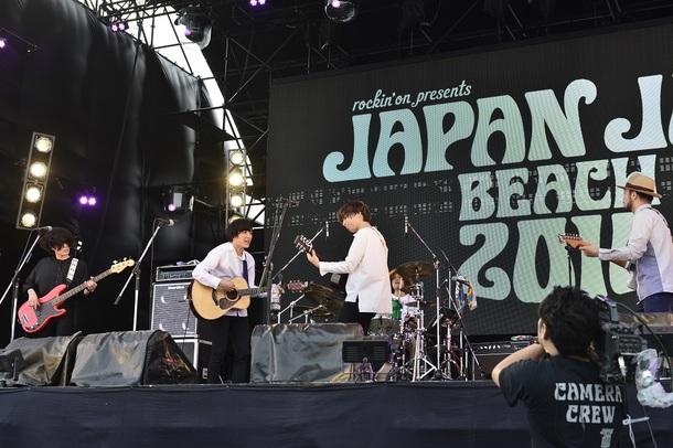 5月3日@「JAPAN JAM BEACH 2016」