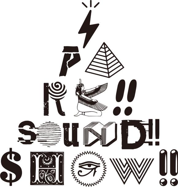 SPARK!!SOUND!!SHOW!! ロゴ