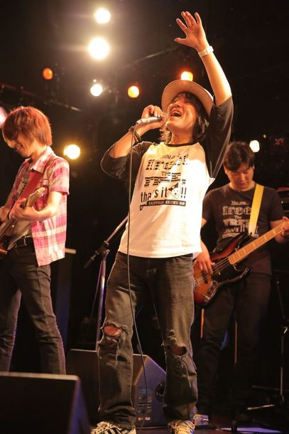 4月15日(金)@HEAVEN'S ROCK さいたま新都心 VJ-3 青木勇太