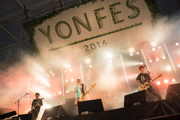 4月2日(土)@『YON FES 2016』04 Limited Sazabys 7 photo by ヤオタケシ