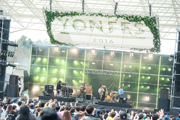 4月2日(土)@『YON FES 2016』SPECIAL OTHERS photo by ヤオタケシ