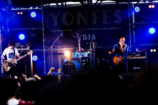 4月2日(土)@『YON FES 2016』My Hair is Bad photo by Yukihide JON... Takimoto