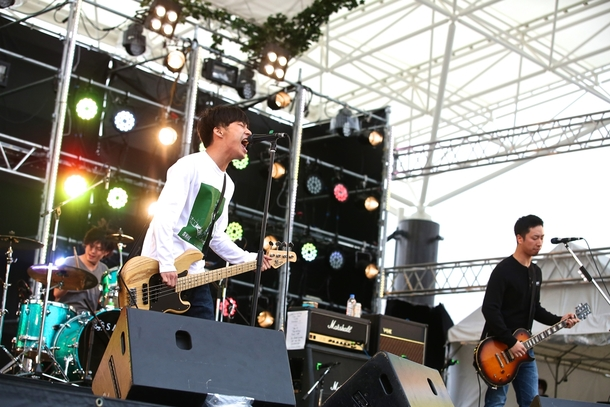 4月3日(日)@『YON FES 2016』SHANK photo by Viola Kam (V'z Twinkle Photography)