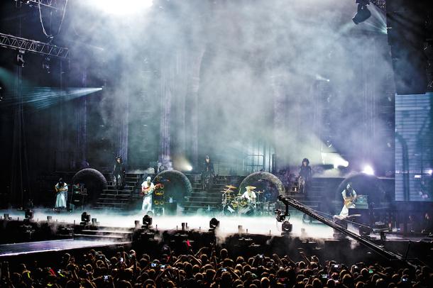 4月2日(土)@The SSE Arena, Wembley Amuse Inc.