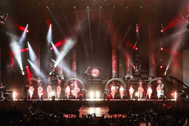4月2日(土)@The SSE Arena, Wembley photo by Taku Fujii