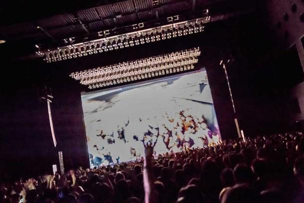 4月2日(土)@The SSE Arena, Wembley(ライブビューイング) photo by  MIYAAKI Shingo