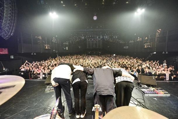 3月28日赤坂BLITZ
