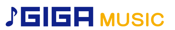 GIGA MUSIC ロゴ