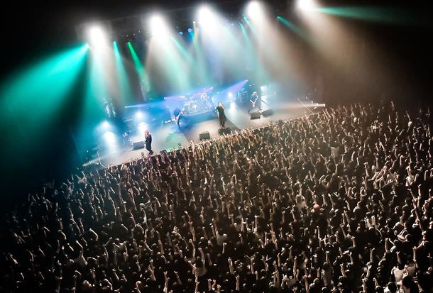 2015年11月22日@TOKYO DOME CITY HALL