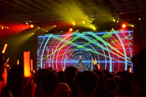 EGOIST台湾ワンマン公演の模様(3)